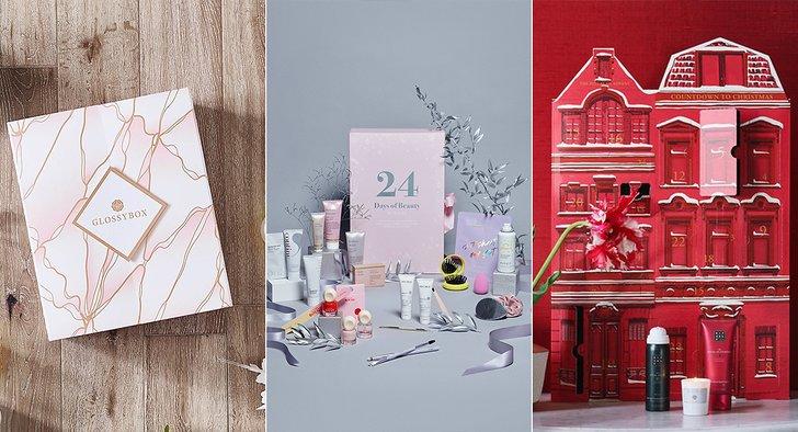 Julkalender, adventskalender, Smink