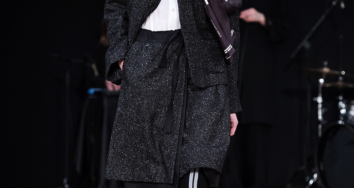 Johannes Adele, AW18, Stockholm Fashion Week. Foto: Mathias Nordgren, Studio Bon.