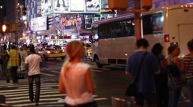 snapshots, New York