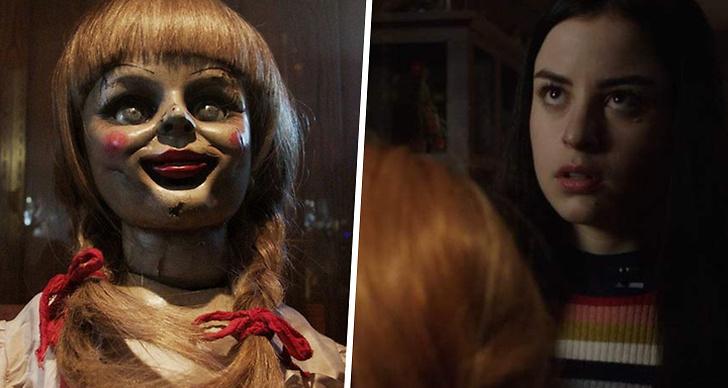 Bilder från Annabelle Comes Home-trailer