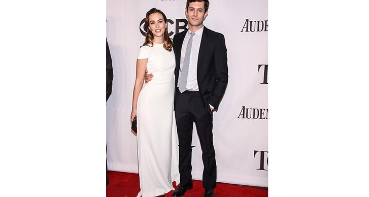 Vår allas Gossip Girl-stjärna väntar nu barn med sin man Adam Brody.