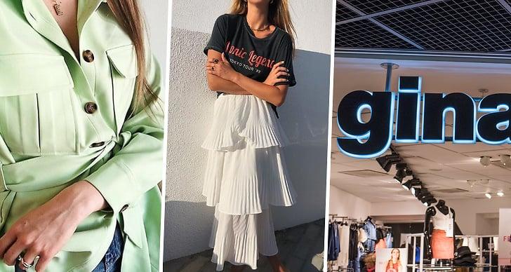 Gina Tricot, kläder, outfit