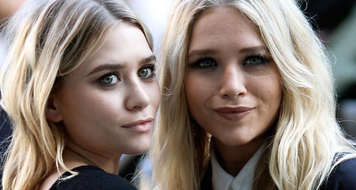 Ännu inte hittat den perfekta nyårslooken? Låt systrarna Olsen stå för inspirationen i form av make-up och stilsäkra outfits!
