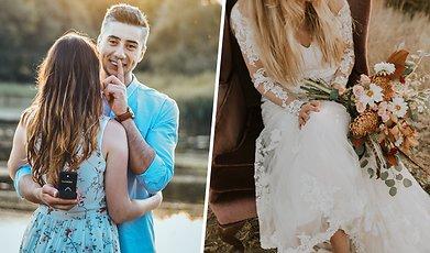 giftermål, Förlovning