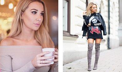 Alexandra Kissie Nilsson, Bloggare