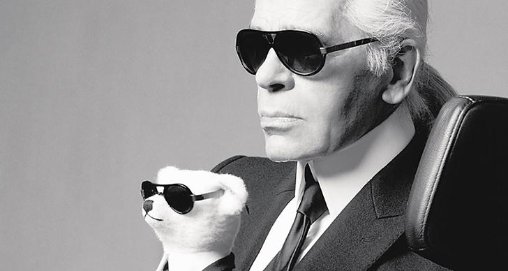 Chanels designer är en man med många strängar på sin lyra.