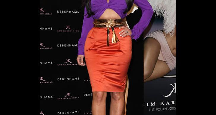 Veckans sämst klädda: 1. Kim Kardashian