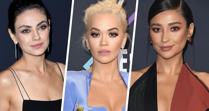 Mila Kunis, Rita Ora, Shay Mitchell