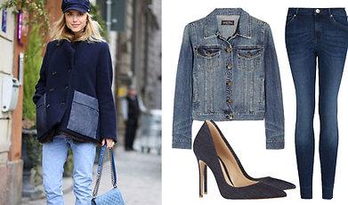 Shopping, Pernille Teisbaek, Trend, Denim, Jeans
