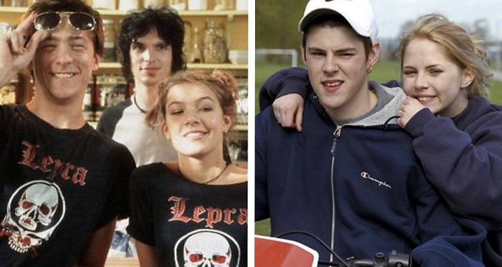 Hur vi raggade när vi var tonåringar