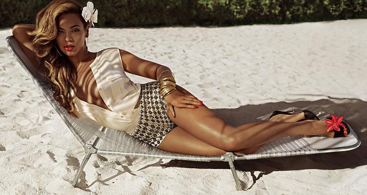 Beyoncé blir modell för H&M.
