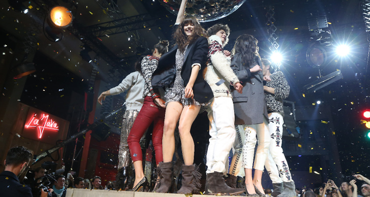 Inatt firade Isabel Marant sitt kollektionssläpp tillsammans med H&M