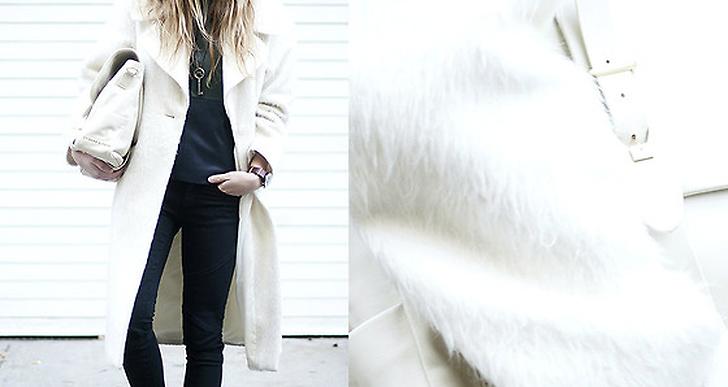 Lisa från New York klär upp den vita trenden helt rätt! Mer från henne här: http://lookbook.nu/preoccupiedramblings