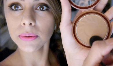 Tutorial, Guide, Highlighter, Makeup