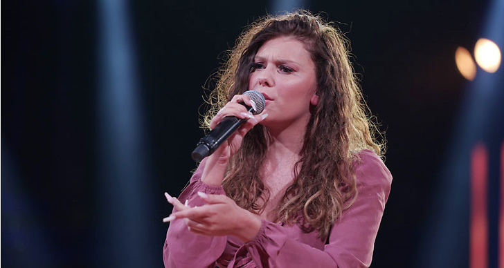 Dao Di Ponziano sjunger i Idol 2019.