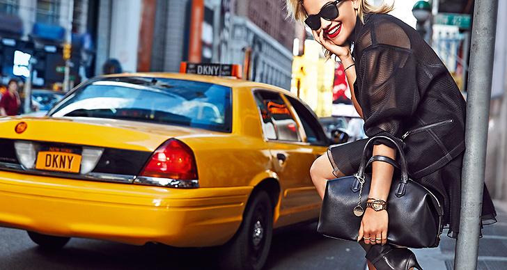 Hon delade catwalken med bland andra modellerna Karlie Kloss och Chanel Iman