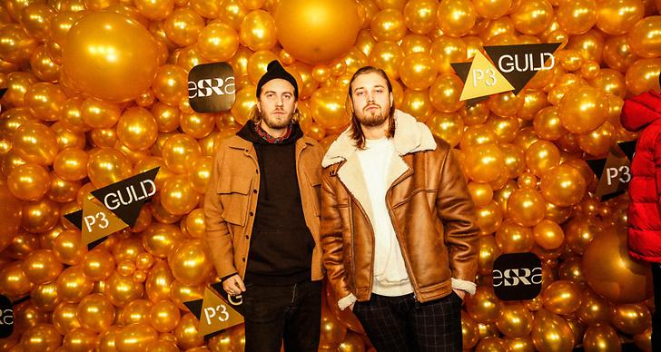 Röda mattan P3 Guld 2019.