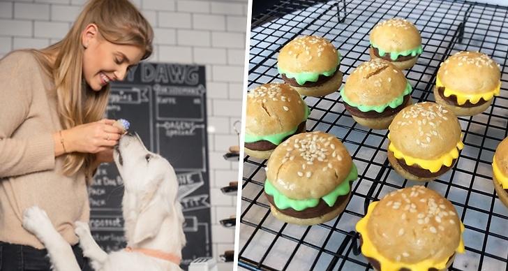 Hund-bageri, stockholm