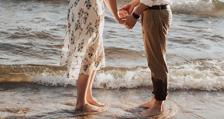 Stärka förhållandet, par, kärlek
