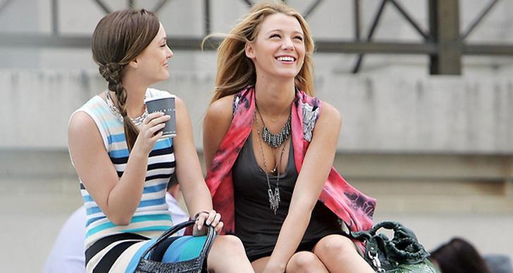 Gossip Girl, ny säsong, avsnitt, Blair, Serena