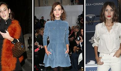 Alexa Chung, Look, style, ootd, Fashion