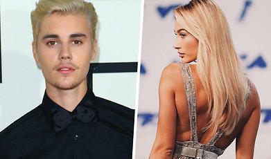 Förlovning, Hailey Baldwin, Justin Bieber