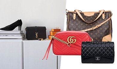 Väskor, Afound, Kläder för henne