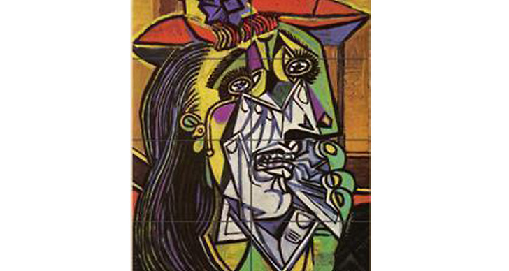 Picasso poster. Fast pris, 295 kr.