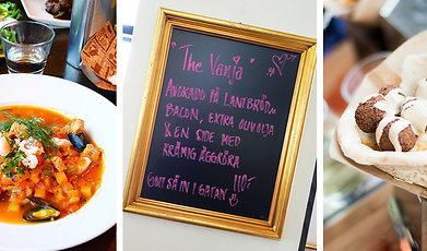 topp 5, Restaurang, Stockholm