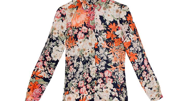 Blommig skjorta, 336 kr från Zara.