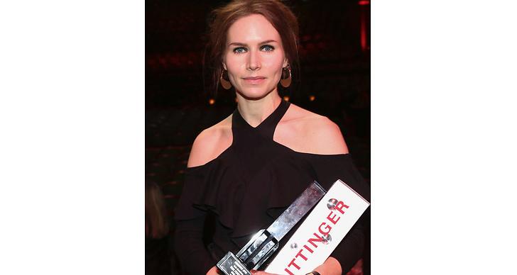 Nina Persson fick pris för Årets Barnalbum