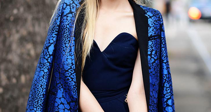 Hårtrenden med backslick har varit hett under modeveckorna