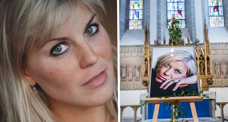 Josefin Nilssons liv och begravning.