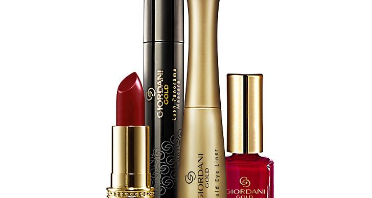 Produkterna finns att köpa på Oriflame.com från och med 18 november.