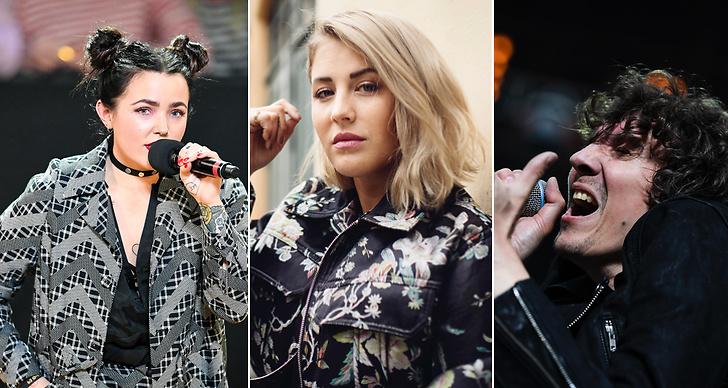 Artister som har konsert i Sverige 2020.