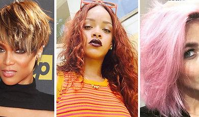 Makeovers, Katy Perry, Kändis, Tyra Banks