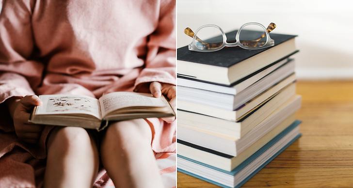 Böcker, skolan, plugg