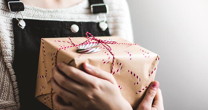 Julklappar som går till välgörenhet, välgörenhetsorganisationer, present