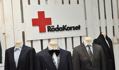 Välgörenhet, Arlanda, Second Hand, Shopping, Röda Korset, Vintage