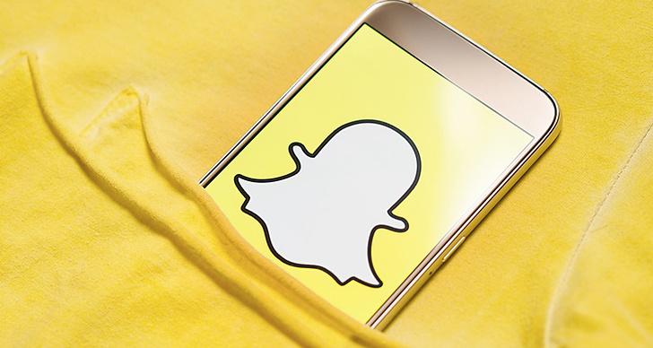 Så ser du om någon tagit bort dig som vän på Snapchat