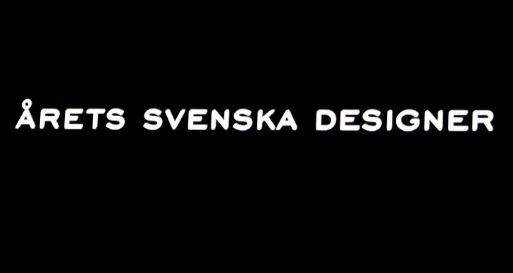 Årets designer:
