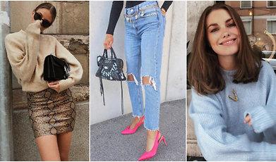 Mode, Kläder för henne