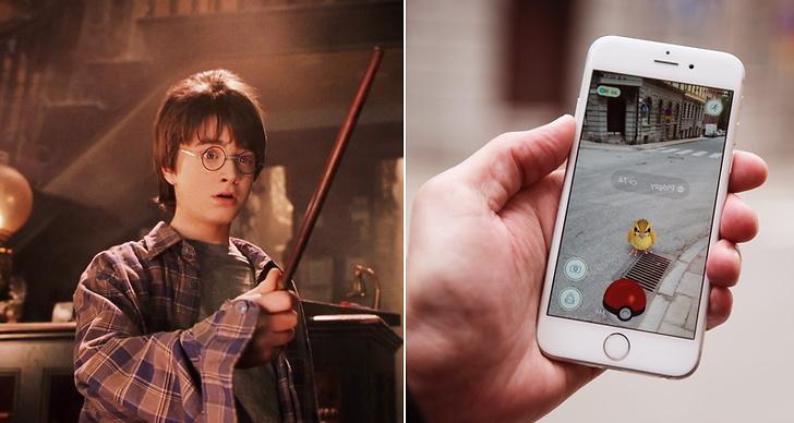 Nostalgi, årtioende, Harry Potter, Pokémon Go