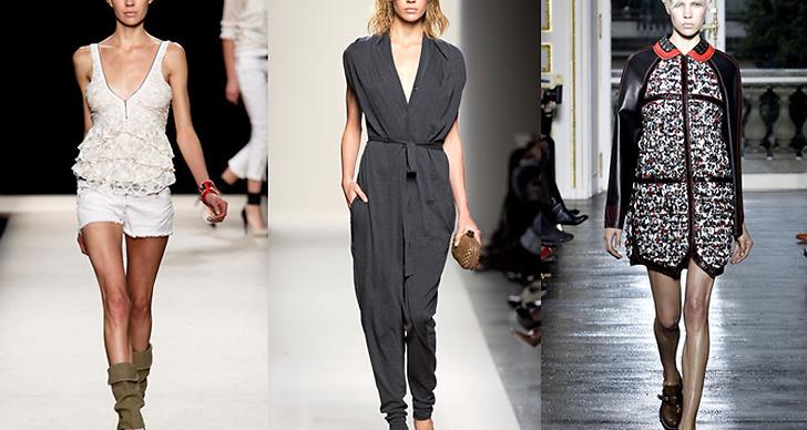 Här för Isabel Marant, Bottega Veneta och Balenciaga.
