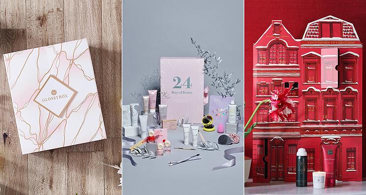 Här listar vi redaktionens 12 favoriter bland årets skönhetskalendrar! Vilken är din favorit?