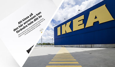 reklamfilm, Ikea