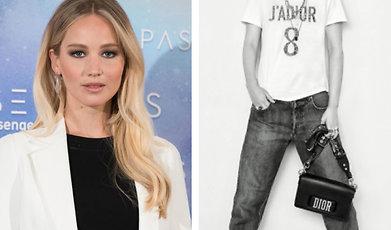 Jennifer Lawrence, Beauty Dior