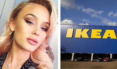Zara Larsson, Ikea