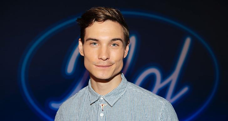 Christoffer Hamberg tävlar i Idol 2019.