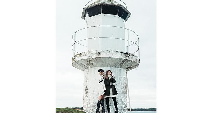 Victoria Törnegren & Lisa Olsson